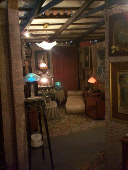 Museo casa de madera museos m xico sistema de - La casa de la madera valencia ...