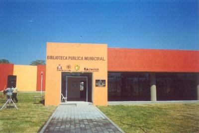Biblioteca p blica municipal mar a consuelo vizca no ngel for En que consiste la arquitectura