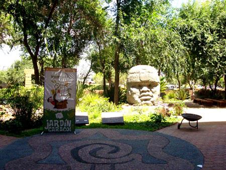 Centro cultural tijuana cecut casas y centros for Caracoles en el jardin