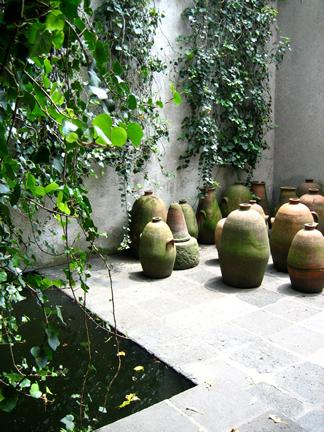 La Casa Luis Barragán : Museos México : Sistema de