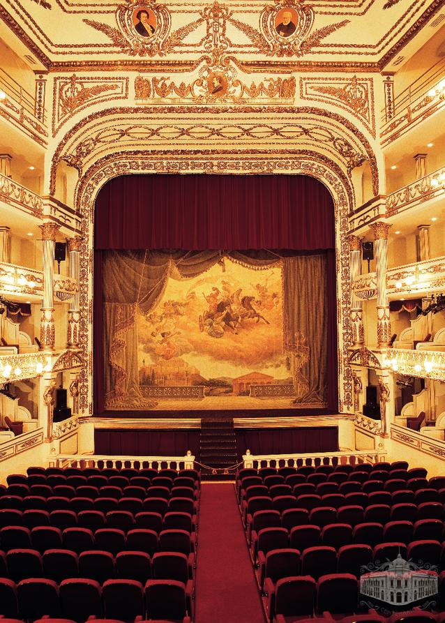 Teatro Macedonio Alcalá : Teatros México : Sistema de