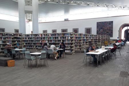 cbe2e06bec423 Biblioteca de México (Ciudadela)   Bibliotecas DGB México   Sistema ...