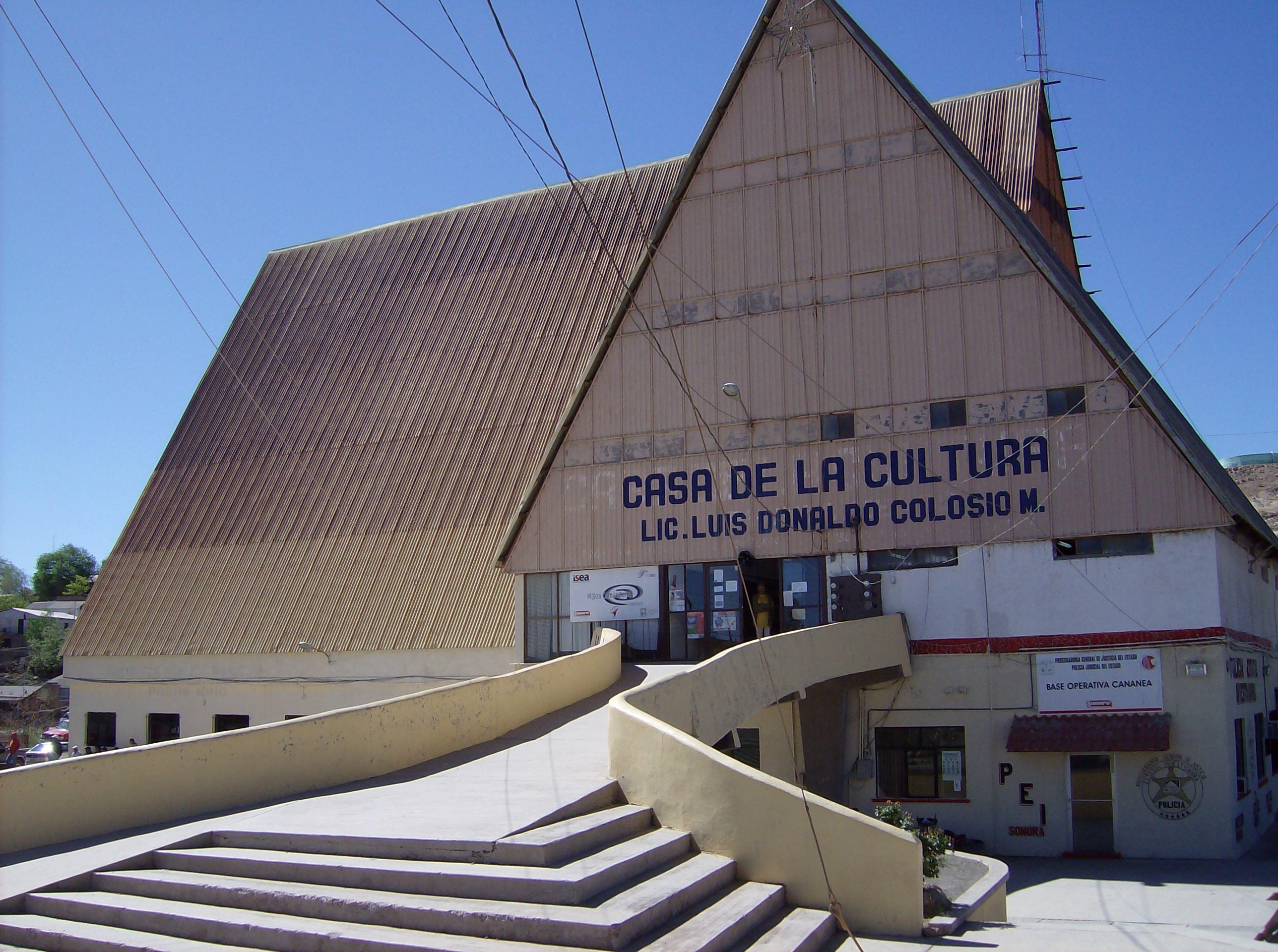 Casa de la cultura lic luis donaldo colosio murrieta - Casas en la provenza ...