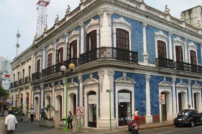 Museo de historia de tabasco casa de los azulejos for Casa de los azulejos historia