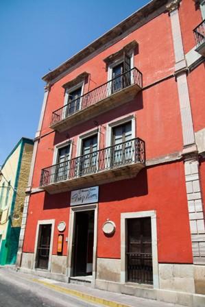 Museo Casa Diego Rivera : Museos México : Sistema de