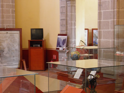 museo de cartografía